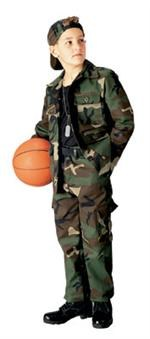 Jr. G.I. Kids BDU Pants