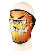 Neoprene Full Facemask - Bulldog