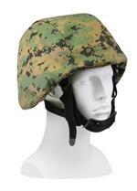 WOODLAND DIGITAL CAMO HELMET COVER