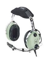 Aviation Headset, Microphone, Model H10-66