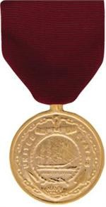 Navy Good Conduct Full Size Medal