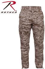 BDU Pants - Digital Camo - Desert