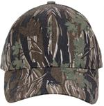 Low Profile Cap - Camo - Smokey Branch