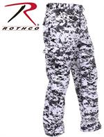 BDU Pants - Digital Camo - City
