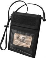 Deluxe Black Id Holder