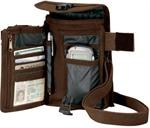 Shoulder Bag - Travel Portfolio - Brown