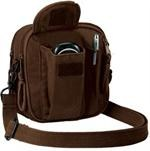 Shoulder Bag - Excursion Organizer - Brown