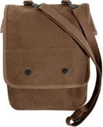 Map Case Shoulder Bag - Earth Brown