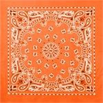 Trainmen Bandana - Orange
