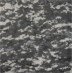 Bandana -  Digital Camo - Subdued Urban