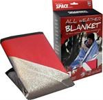 All Weather Survival Blanket - Red