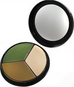 Face Paint Compact / 3 Color Acu Camouflage
