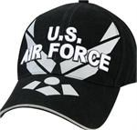 Low Profile Cap - U.S. Air Force Deluxe - Air Force Wing