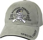 Low Profile Cap - Special Forces - Vintage