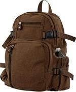 Backpack - Vintage - Mini - Brown