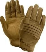 Padded Knuckle Glove - Coyote