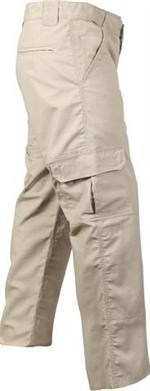 Khaki Rip Stop Tactical Duty Pants