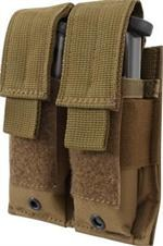 Pouches - MOLLE - Double Pistol Mag
