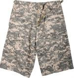 Longer Style Bdu Short - Acu Digital