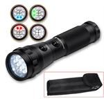 Smith & Wesson Galaxy 12 Bulb Led Flashlight