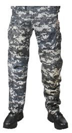 BDU Pants - Digital Camo - Subdued Urban