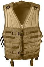 Molle Modular Vest - Coyote