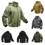 Soft Shell Jacket - Special Ops - Tactical