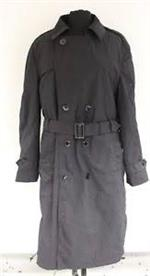 US Military DSCP All Weather Men's Trench Coat w/ liner